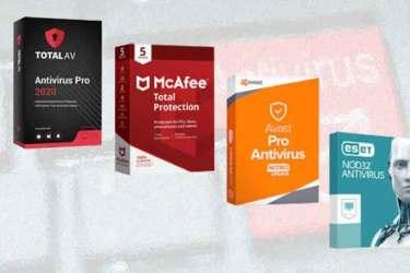 Top 4 Best Antivirus Software (2020)