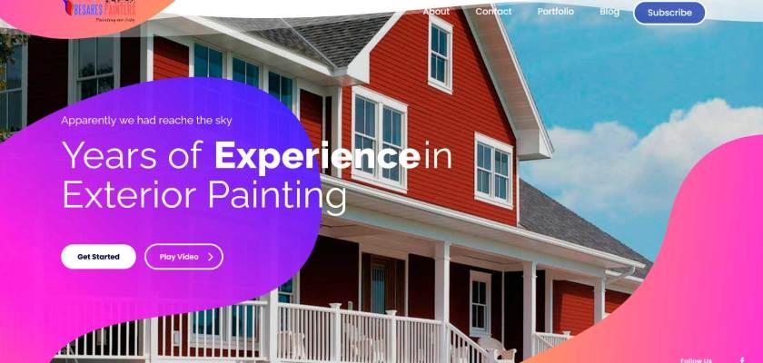 Besares Painters LTD
