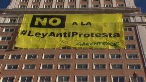 legge_bavaglio_spagna_greenpeace