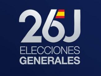 elezioni 26 giugno