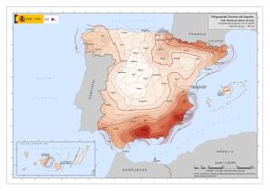 sismicità spagna