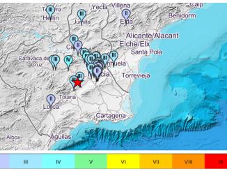 terremoto spagna
