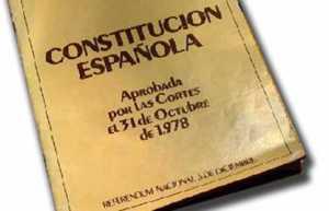 costituzione spagna