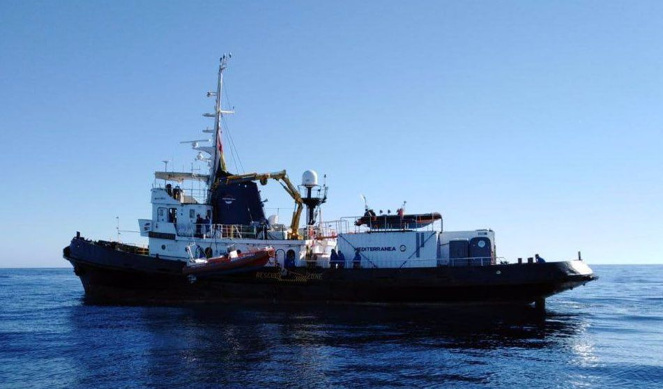 nave mare jonio