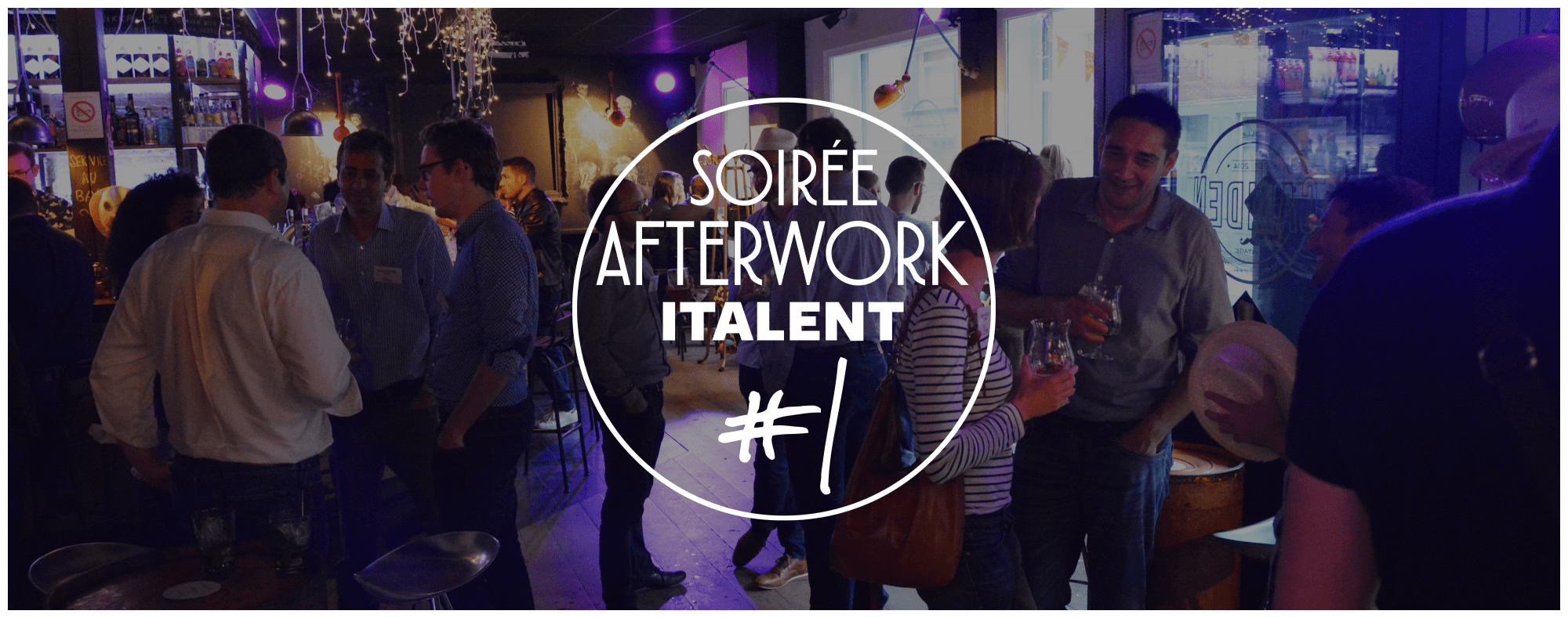 AFTERWORK 1 ITalent Cabinet De Recrutement Informatique