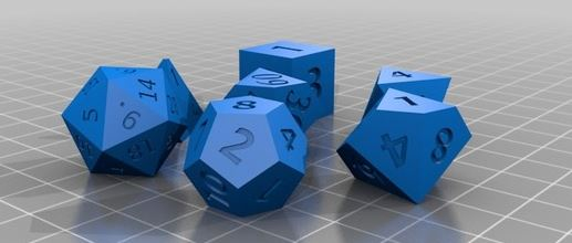 5 items to print just for fun