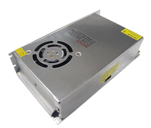 Replacement of the power supply fan