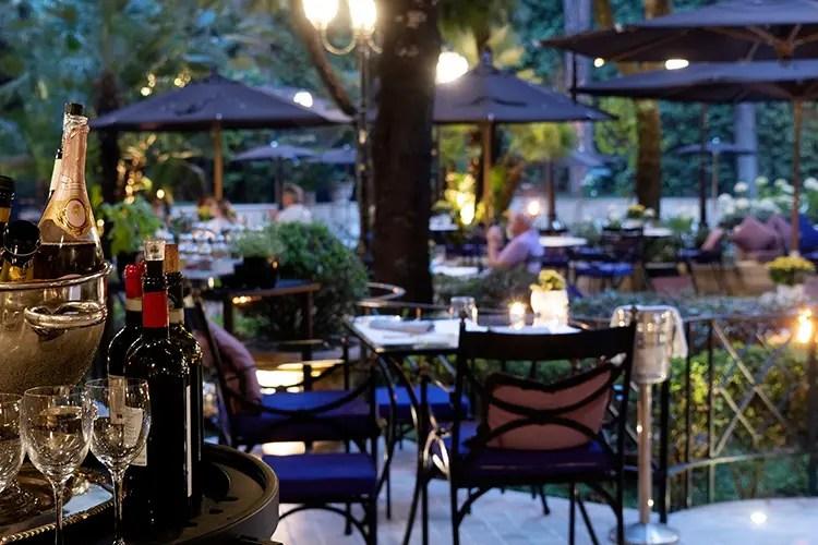 L'Assaje, immerso in un'oasi di verde a Villa Borghese (All'Assaje con Lorenzo Di Gravio Un fine dining per tutti i giorni)