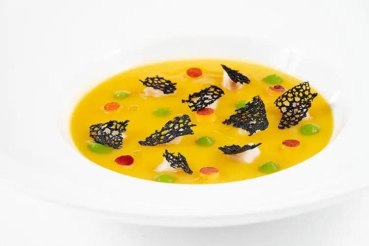 Zuppa di pomodoro (All'Assaje con Lorenzo Di Gravio Un fine dining per tutti i giorni)