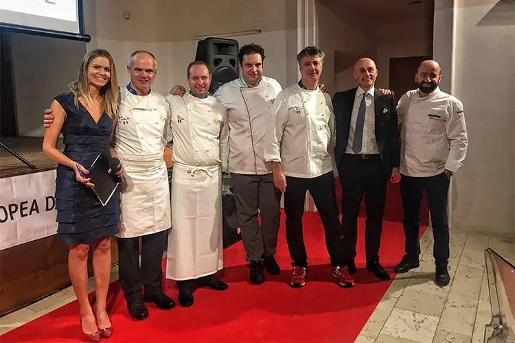 La cucina italiana, da Praga al mondo Euro-Toques vince alla serata d'apertura