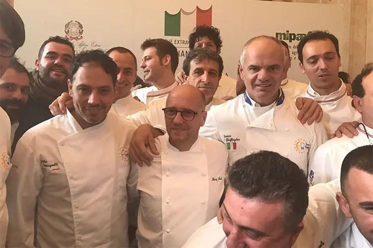 Prima Settimana della cucina italiana nel mondo eventi in 105 Stati