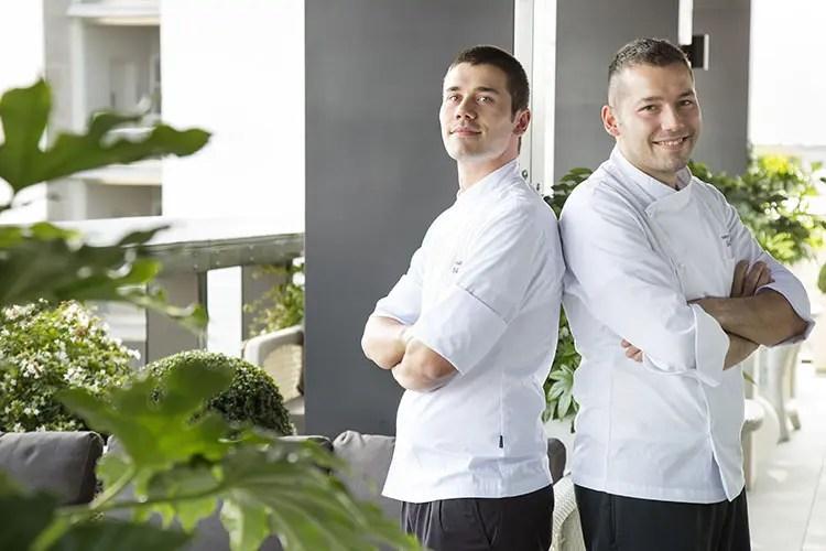 Vincenzo e Antonio Lebano - Riapre l'Excelsior Hotel Gallia Vivere Milano in piena sicurezza