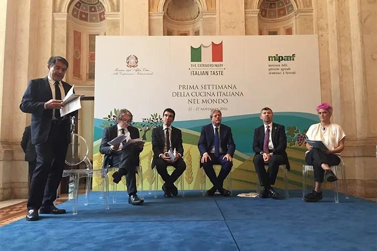 Settimana della cucina italiana nel mondo 1.300 eventi in 105 Stati