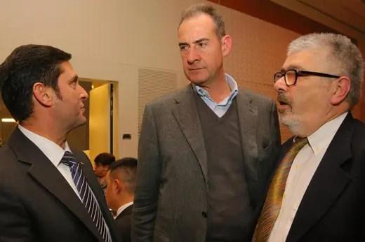 Aldo Cursano, Riccardo Ulleri (Longino & Cardenal) e Matteo Scibilia