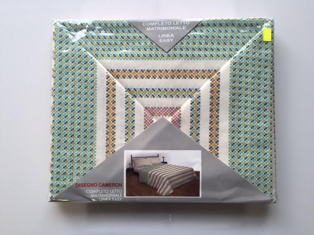 Disegni Per Lenzuola Matrimoniali.1 7923 Lenzuola Matrimoniali Easy Disegni E Colori Assortiti Box
