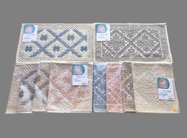La scelta tappeti bagno moderni progette stile per belle casa
