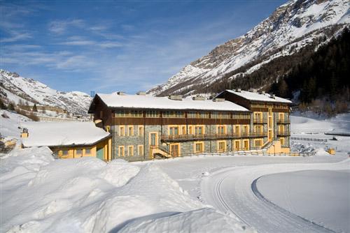 Hotel Foyer De Montagne Valgrisenche Ao : Italiaccessibile hotel foyer de montagne valgisenche