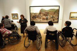 disabili museo - Per un museo senza barriere. Seminario a Udine sull'accessibilità universale