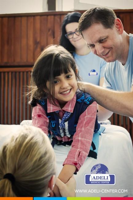 03 433x650 - ADELI Medical Center - Clinica di riabilitazione specializzata in neuro riabilitazione di bambini e adulti in Slovacchia