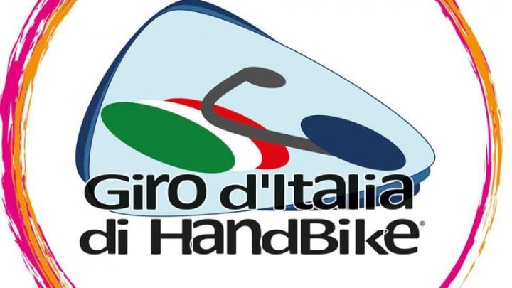 Otto Tappe per il Giro d'Italia Handbike e PTI 2015