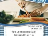 locandina laboratorio di cucina 723x1024 - E' online il Catalogo Viaggiare Disabili 2015 delle strutture ricettive accessibili in 5 Lingue