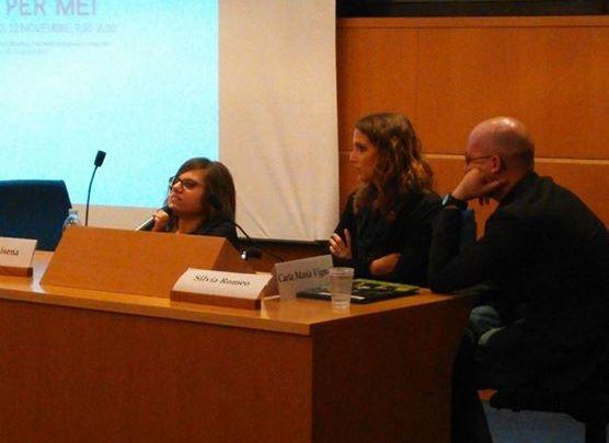 Convegno Università di Milano: Silvia Lisena studentessa con disabilità racconta la propria esperienza