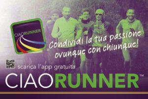 CIAORUNNER F 300x201 - CIAORUNNER, una App per condividere la passione per il running
