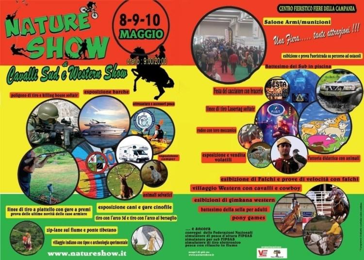natureshow - 8-9-10 maggio ItaliAccessibile alla Fiera NatureShow di Ariano Irpino (AV)