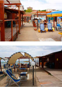 Tangram - Spiaggia accessibile - Follonica (Gr)