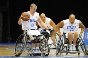 basketCarrozzina 300x199 - Cenni storici e attualità: disabilità e sport paralimpico (seconda parte)