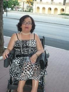 """Chiacchierata con Maria Claudia Cantoro prof disabile : """"lo Stato deve rendere il mio lavoro possibile"""""""