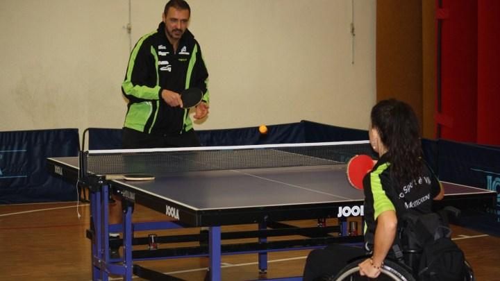 """Tennis tavolo disabile: ancora una vittoria per """"Lo Sport è Vita – Montecatone"""""""