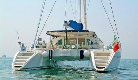 Viareggio : sarà costruito un catamarano ecologico e privo di barriere
