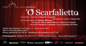 Teatro L'Arte nel Cuore - O'Scarfalietto