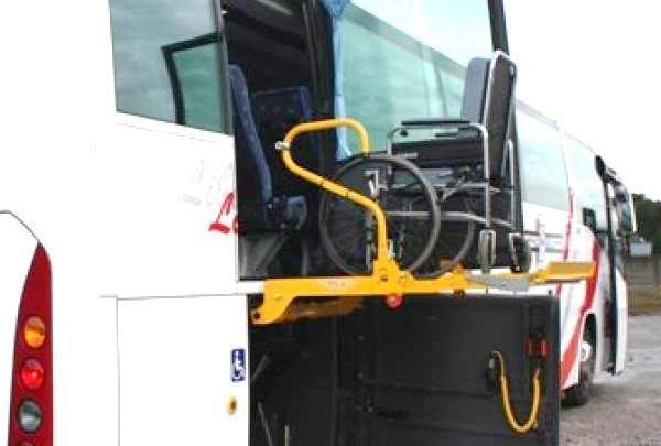 La Disabilità e l'accessibilità sugli Autobus