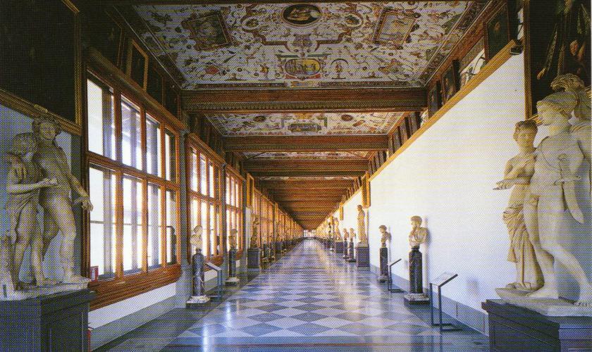 Uffizi – Firenze