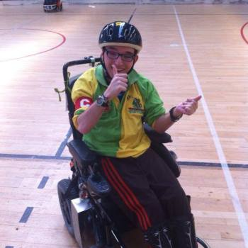 Francesco-Gallone-wheelchair-hockey-italiaccessibile