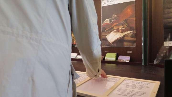 """""""Montepulciano sotto le dita"""": schede in braille per i turisti non vedenti"""