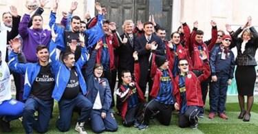calcio quarta categoria disabili - DISABILITA' E CALCIO : NASCE LA QUARTA CATEGORIA SOSTENUTA DA CLUB SERIE A