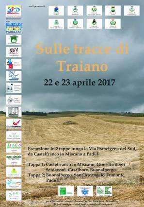 """sulle tracce di Traiano - Sabato 22 e Domenica 23 Aprile """"Sulle Tracce di Traiano"""". Aderisce ItaliAccessibile"""