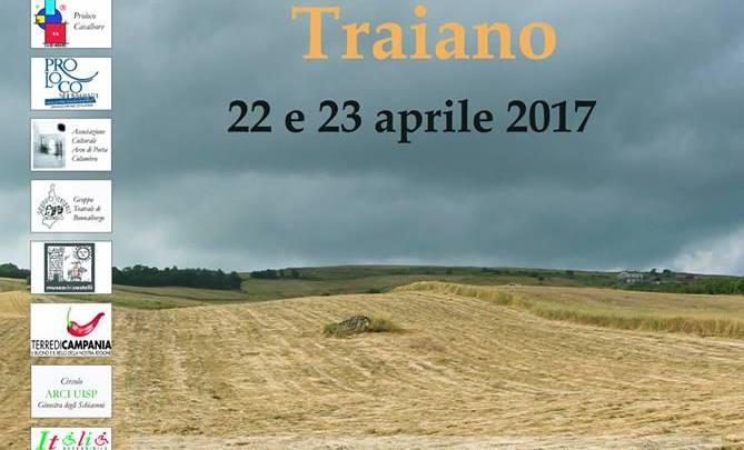 """Sabato 22 e Domenica 23 Aprile """"Sulle Tracce di Traiano"""". Aderisce ItaliAccessibile"""