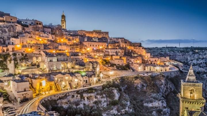 """10 e 11 giugno a Matera """"Un Viaggio tra i Sensi"""""""