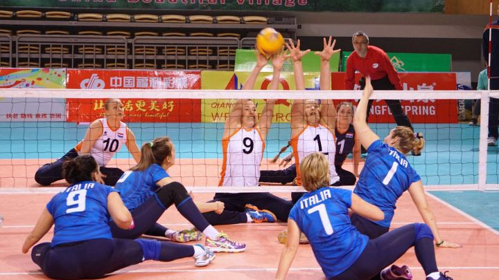 Sitting Volley: le nazionali azzurre in campo il 27 marzo nelle Qualificazioni Mondiali