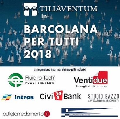 Vela: Barcolana per tutti con il team Tiliaventum