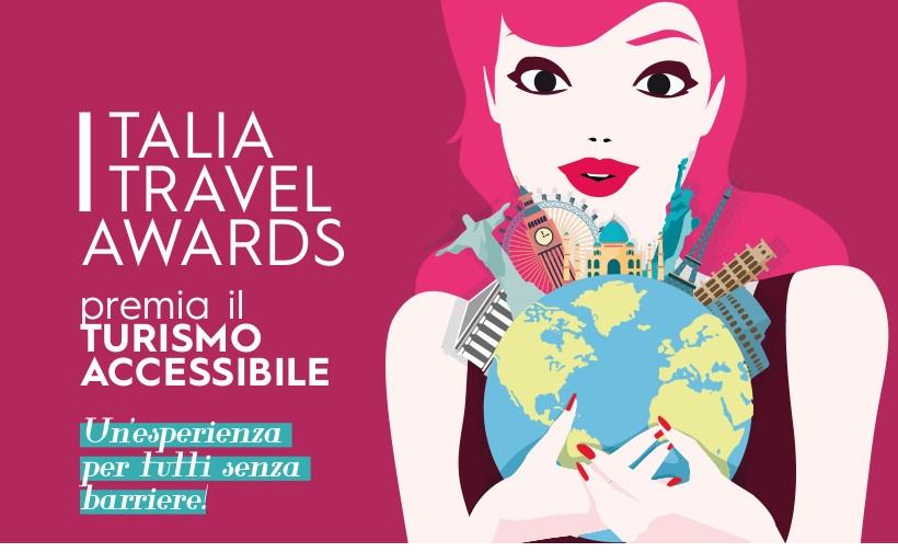 Italia Travel Awards premia il turismo accessibile : un'esperienza per tutti senza barriere!
