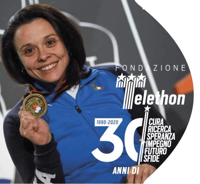 Benevento 'Una stoccata per la ricerca' Telethon : il 21 dicembre raccolta fondi