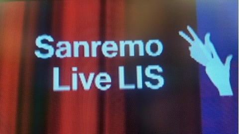 Lis performer : primo Festival di Sanremo accessibile su Rai Play