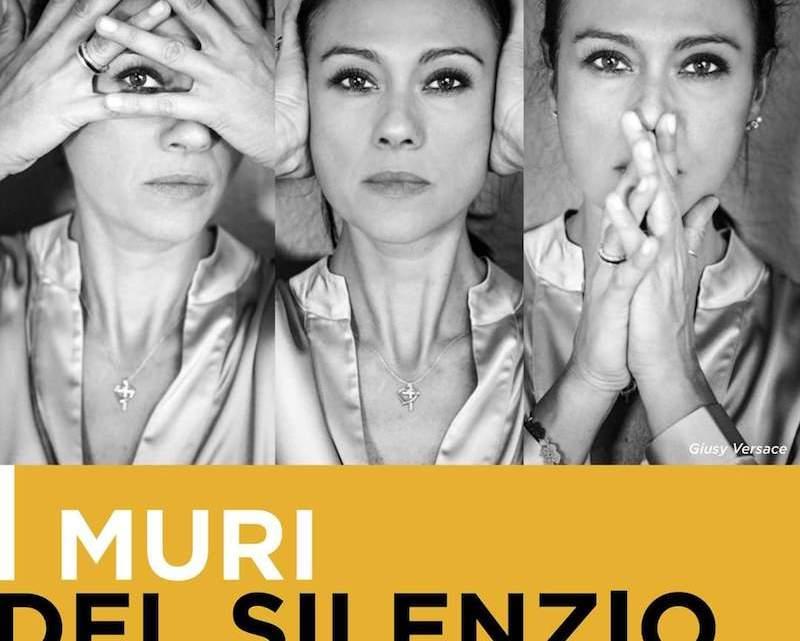 Giornata Internazionale per l'eliminazione della Violenza sulle Donne: Giusy Versace presenta il libro fotografico 'I Muri del Silenzio'
