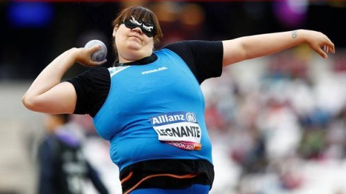 Chiacchierando con Assunta Legnante campionessa paralimpica