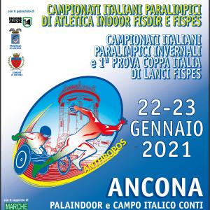 Campionati italiani Indoor e invernali lanci Fispes ad Ancona